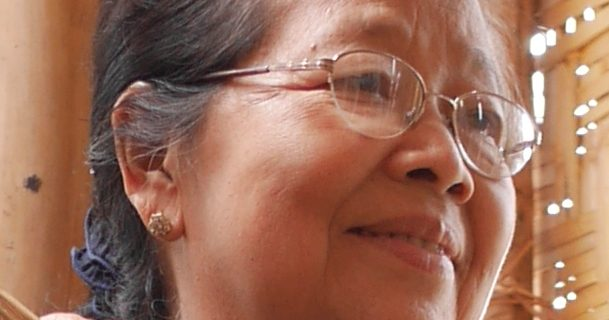 Brief Biography of Sara Maran Anan a.k.a Shawnghtawk Tsing Pan (Age 68)