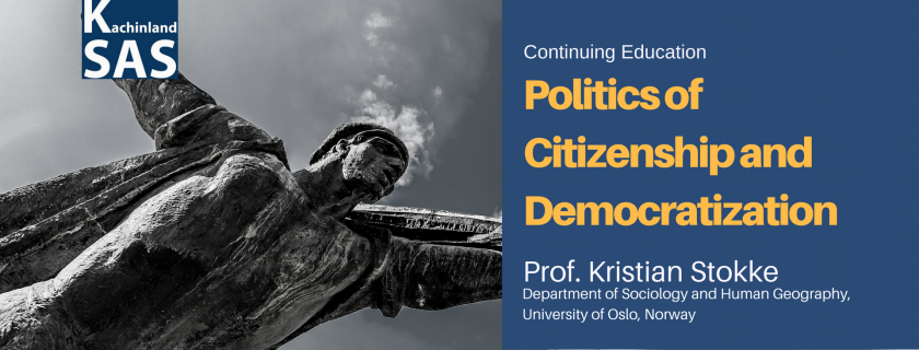Politics of Citizenship and Democratization